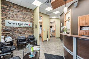 westside denture centre interior
